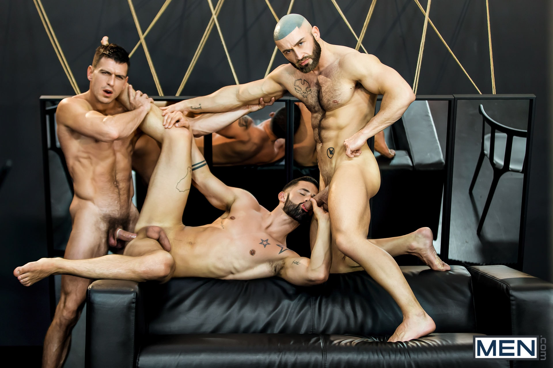 Men 'Dream Fuckers Part 3' starring Paddy O'Brian (photo 14)